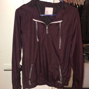 Jackets & Blazers - Windbreaker quarter zip